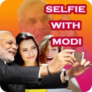 selfie with modi